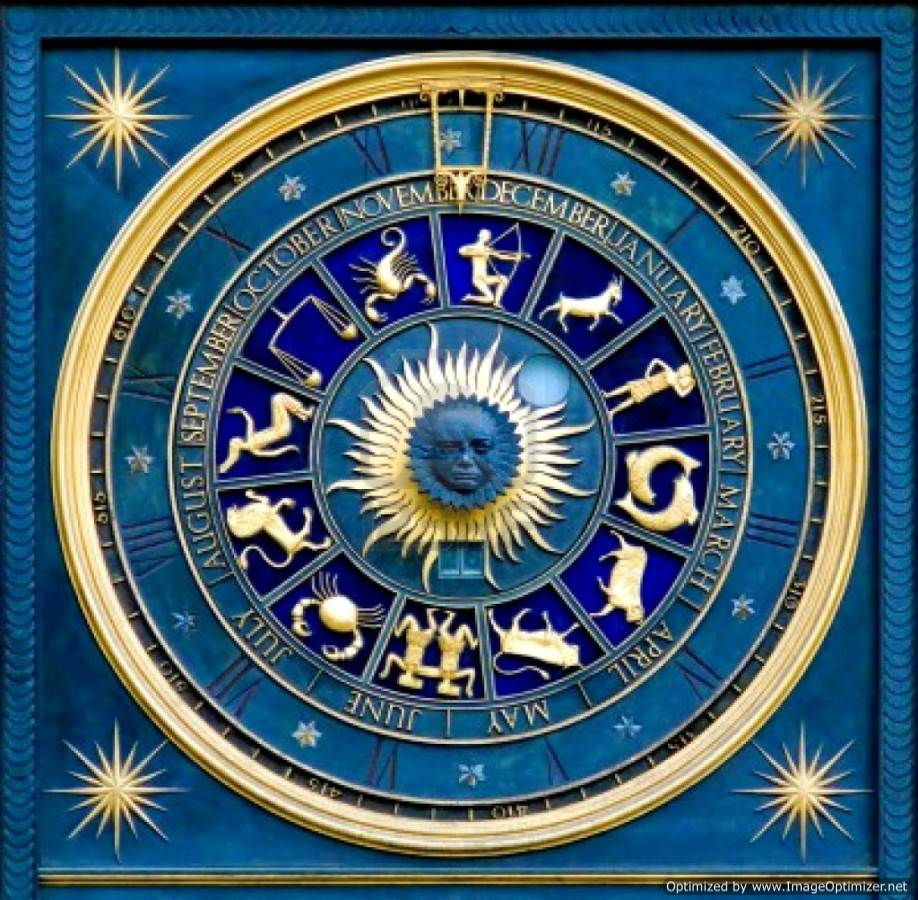 День астролога открытки