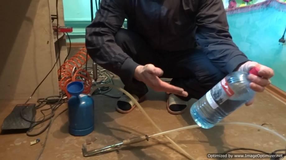 Как в домашних условиях сделать газовую горелку