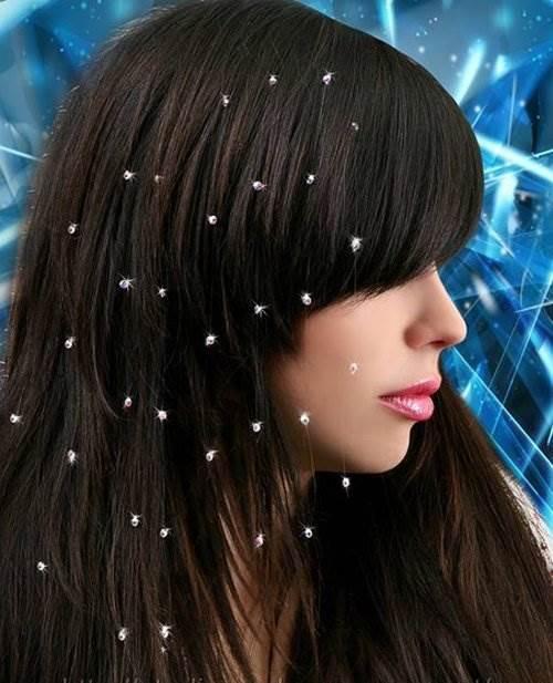 Причёски-со-стразами-1