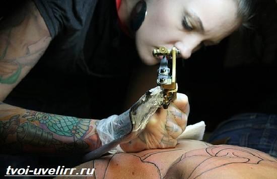 Как сделать выбор в татуировке