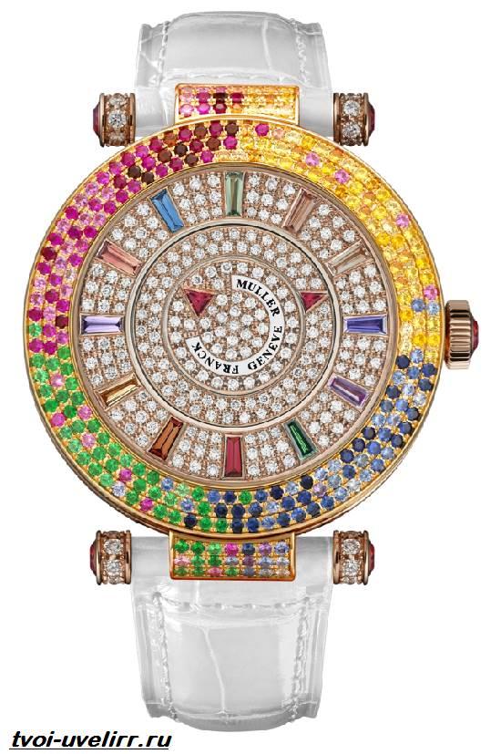 Часы Franck Muller. Особенности, цена и отзывы о часах Franck Muller