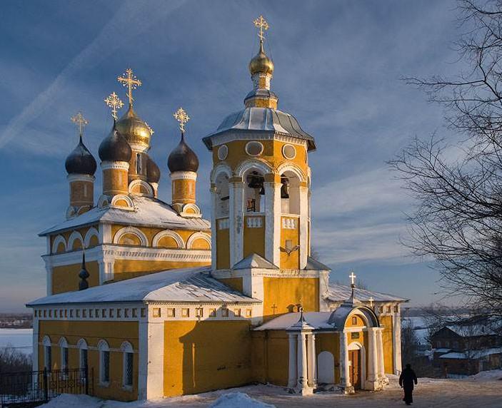 Золотое-кольцо-России-Ярославль-18