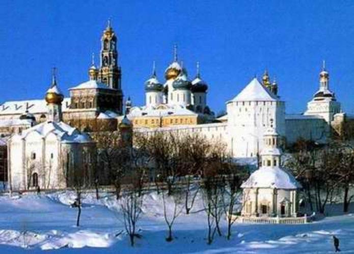 Золотое-кольцо-России-Сергиев-Посад-1