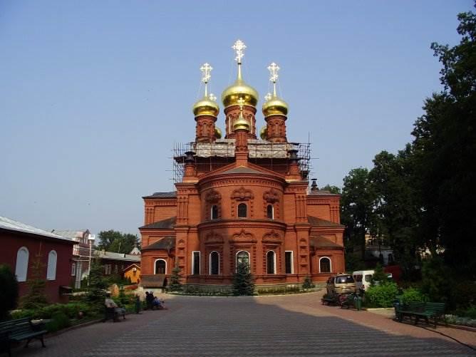 Золотое-кольцо-России-Сергиев-Посад-6