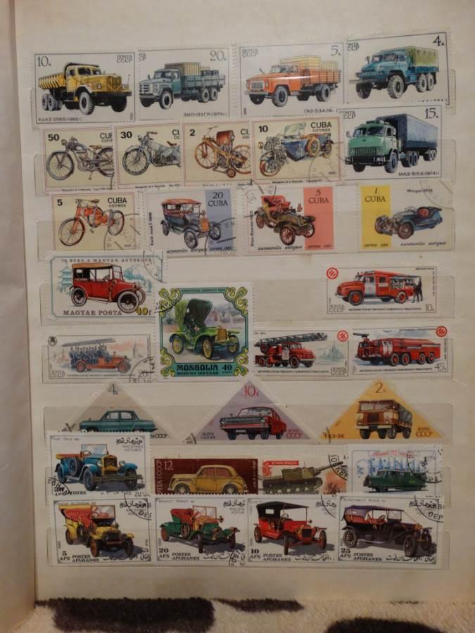 Марки-Коллекционирование-марок-страсть-моего-детства-2