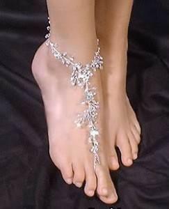 Браслет-на-ногу-модный-аксессуар-1