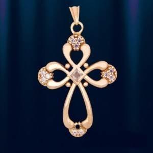 Виды-золотых-крестиков-их-описание-и-фото-6