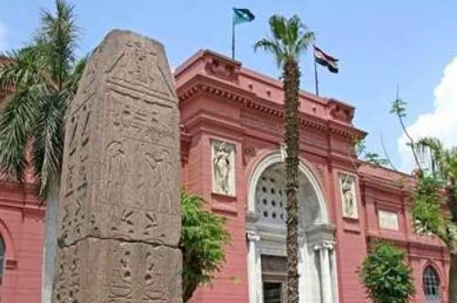 Египетский-музей-в-Каире-2