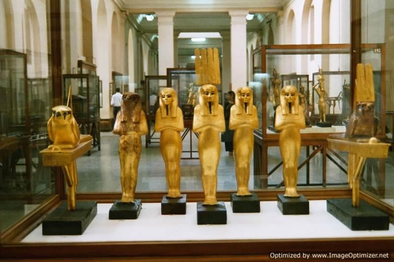 Египетский-музей-в-Каире-5