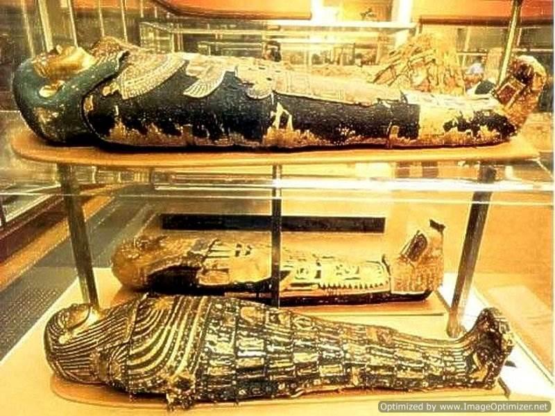Египетский-музей-в-Каире-6
