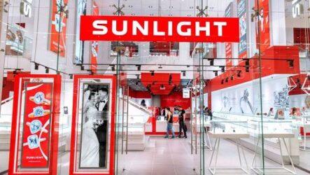 Санлайт Sunlight SL ювелирный бренд