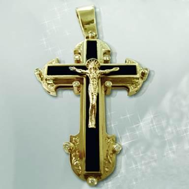 К чему снится золотой крестик? твой ювелир.