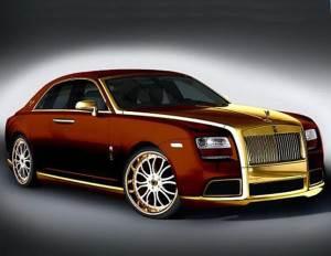 Автомобили-с-золотом-3