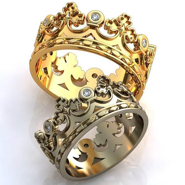 Кольцо-корона-1