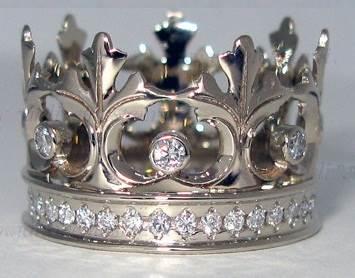 Кольцо-корона-8