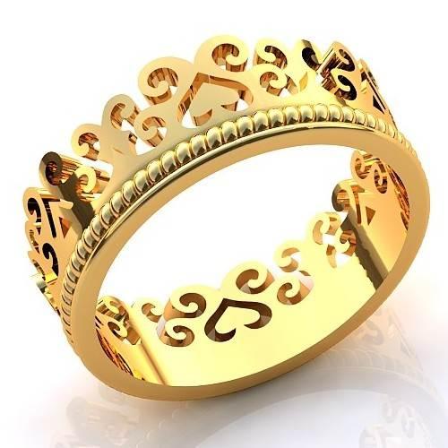 Кольцо-корона-9