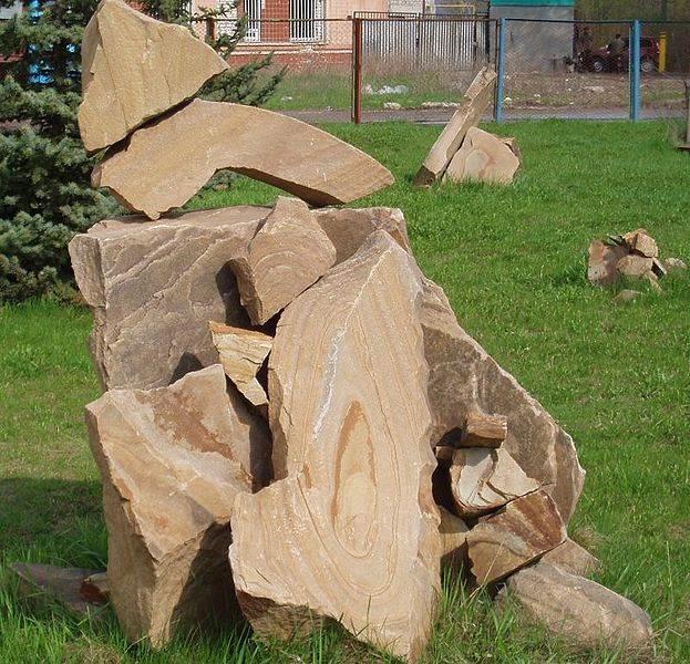 Песчаник-камень-Свойства-песчаника-Описание-песчаника-1