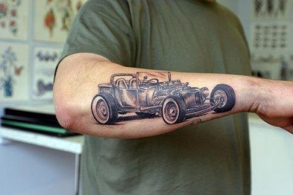 Тату-машина-1
