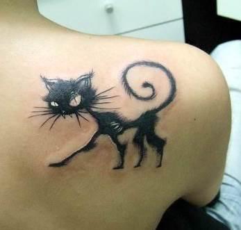 Тату-кошка-3