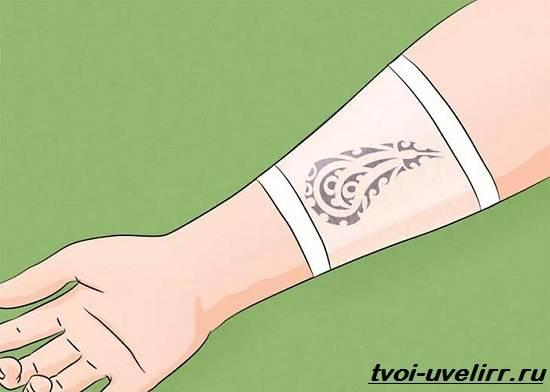 Заживление-татуировки-Уход-за-свежей-татуировкой-1