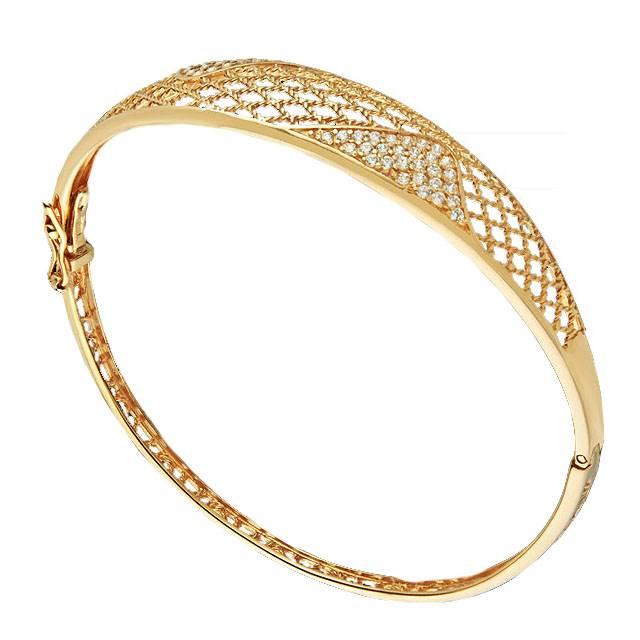 Золотые-браслеты-женские-1