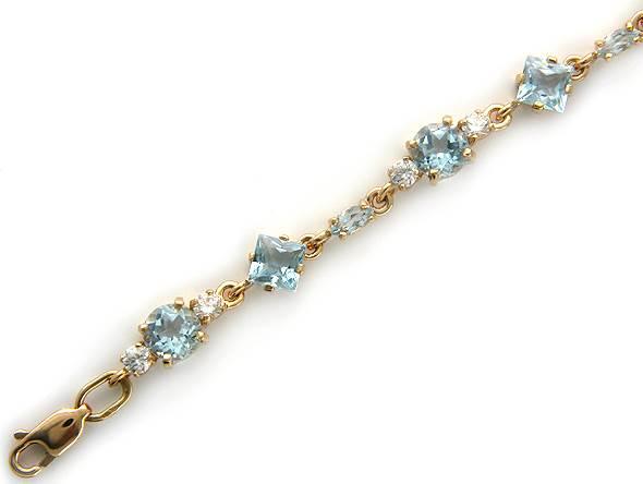 Золотые-браслеты-женские-3