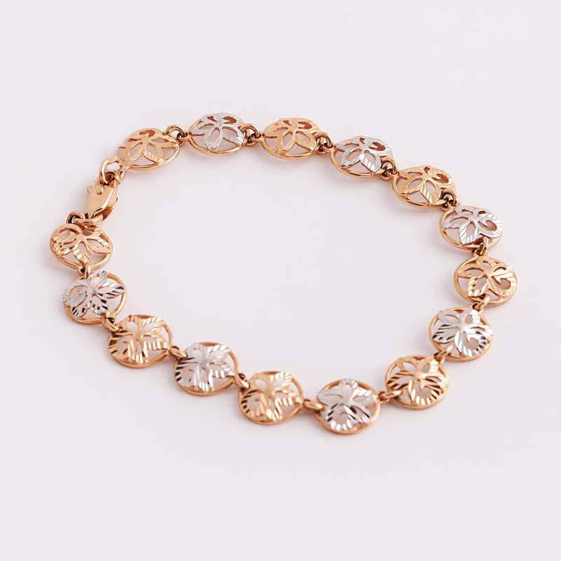 Золотые-браслеты-женские-4