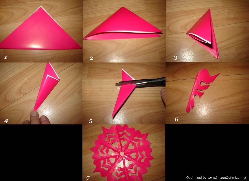 Как-сделать-снежинку-из-бумаги-5