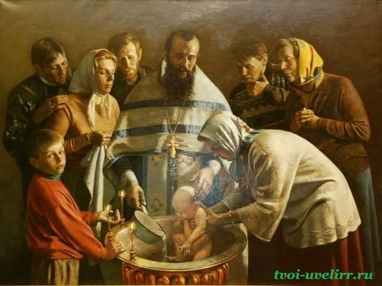 Крещение-ребёнка-2