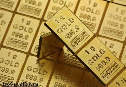 2be405b0a5c0 Сколько весит слиток золота   Твой ювелир