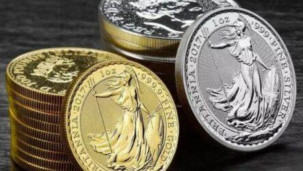 Держава золото. Инвестиционные монеты