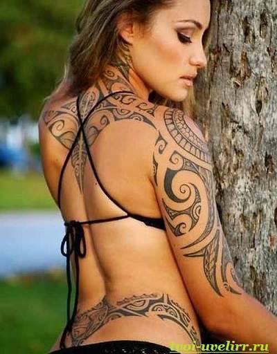 Тату-полинезия-4