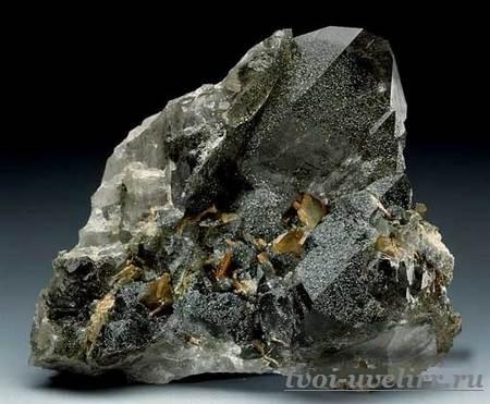 Титанит-Свойства-титанита-Происхождение-титанита-2