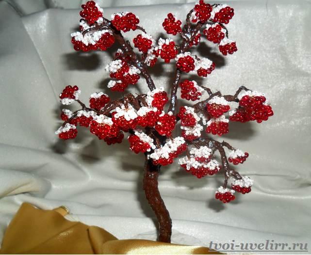 Деревья-из-бисера-Мастер-класс-видео-и-фото-деревьев-из-бисера-4