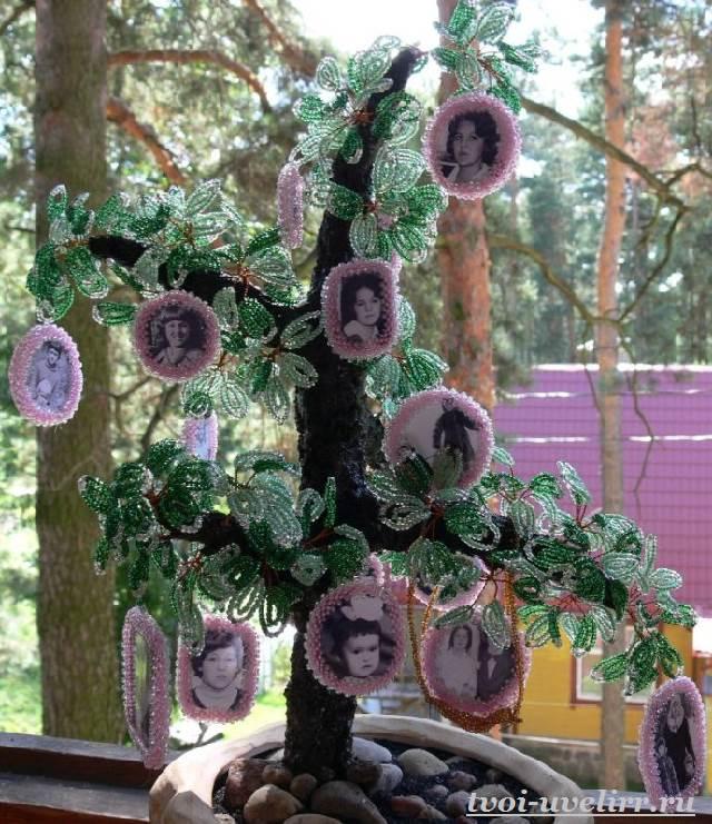 Деревья-из-бисера-Мастер-класс-видео-и-фото-деревьев-из-бисера-9