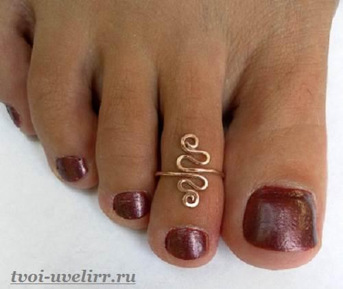 Кольцо-на-ногу-Кольца-на-ногу-для-похудения-Магнитные-кольца-на-ногу-5