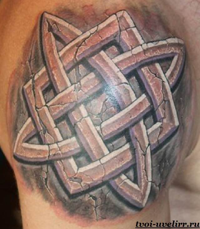 Славянские-татуировки-и-их-значение-Татуировки-в-славянском-стиле-16