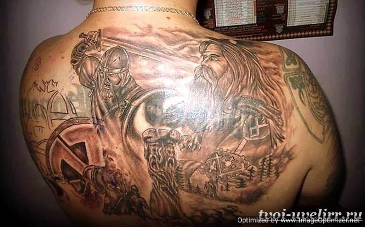 Славянские-татуировки-и-их-значение-Татуировки-в-славянском-стиле-23
