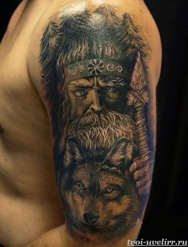 Славянские-татуировки-и-их-значение-Татуировки-в-славянском-стиле-26