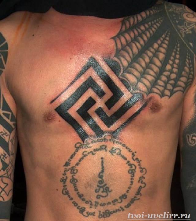 Славянские-татуировки-и-их-значение-Татуировки-в-славянском-стиле-33