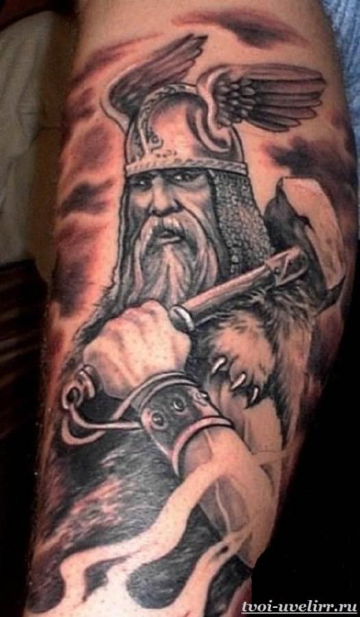 Славянские-татуировки-и-их-значение-Татуировки-в-славянском-стиле-34
