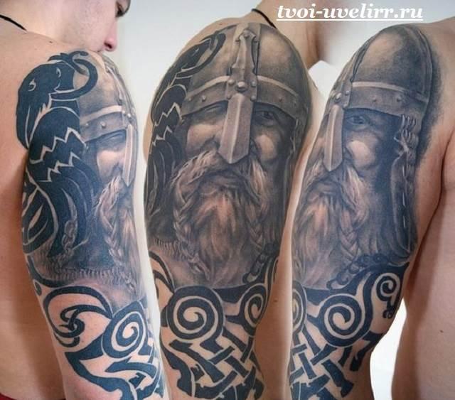 Славянские-татуировки-и-их-значение-Татуировки-в-славянском-стиле-42