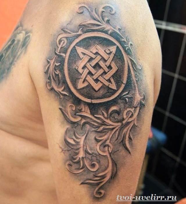 Славянские-татуировки-и-их-значение-Татуировки-в-славянском-стиле-50