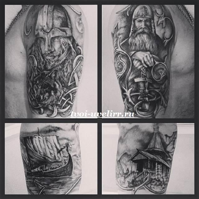 Славянские-татуировки-и-их-значение-Татуировки-в-славянском-стиле-53