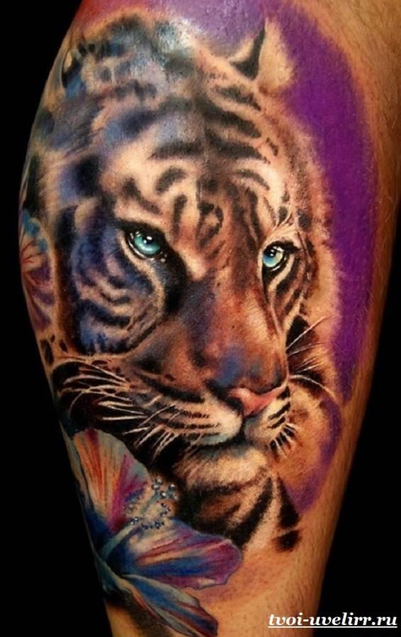 Тату-тигр-и-её-значение-10