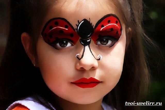 Аквагрим-Фото-аквагрима-Аквагрим-для-детей-8