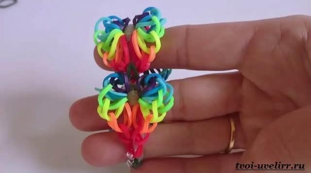 Плетение-браслетов-из-резинок-Фото-и-видео-плетение-браслетов-из-резинок-2