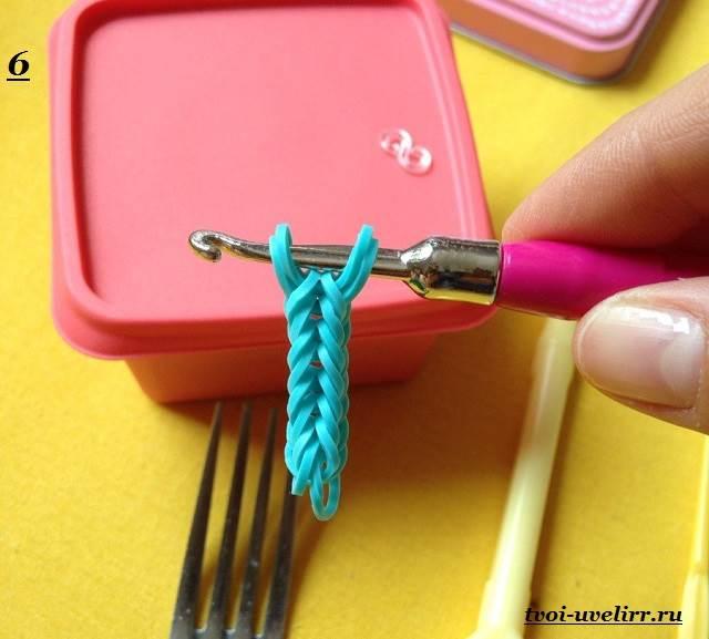 Плетение-браслетов-из-резинок-Фото-и-видео-плетение-браслетов-из-резинок-9
