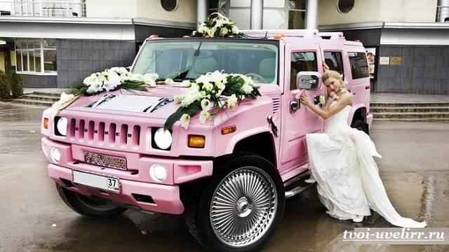Свадебные-машины-Свадебные-украшения-на-машину-5