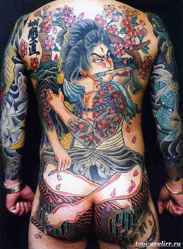 Японские-тату-и-их-значение-6